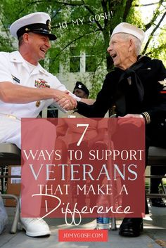 7 Ways to Support Ve