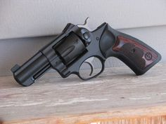 Ruger GP100 357 Limited Talo.