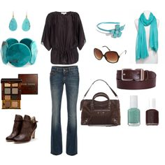 Turquoise Fall, my 3 year old loves this outfit.