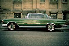 Mercedes-Benz 280 SE 3.5 by Thomas Schoenle, via Flickr