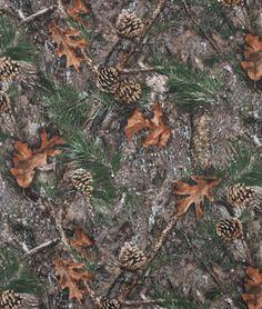 Springs Creative True Timber Mixed Pine Cotton Fabric - $5.9 | onlinefabricstore.net