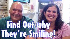 "Christina & David's Review: ""We're very happy.""  #YourHomeCenter"