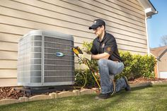 Consistent system maintenance will ensure your air conditioning and furnace units will operate more efficiently and last for much longer. Heating And Cooling, Conditioning, The Unit