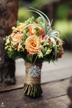Wedding Bouquet by Vatel Manila Floral Wedding, Fall Wedding, Rustic Wedding, Wedding Flowers, Dream Wedding, Wedding Ideas, Floral Bouquets, Wedding Bouquets, Bouquet Wrap