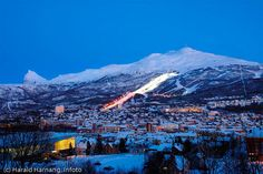 Narvik, Norway.  Favorite place ever.