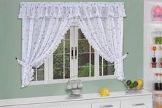 cortinas para cozinha - Pesquisa Google
