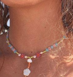 Cute Jewelry, Diy Jewelry, Beaded Jewelry, Jewelery, Jewelry Accessories, Fashion Jewelry, Beaded Necklace, Girls Necklaces, Jewelry Photography