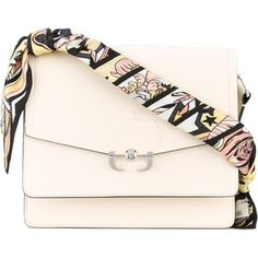 Paula Cademartori scarf strap shoulder bag