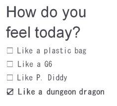 Nicki! Roman and that Dungeon Dragon feeling :)