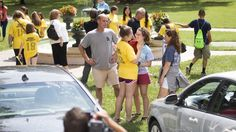 New Faces and a New Era: 2015 First-year Student Move-in and Orientation