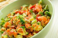 blog.will-mixen.de toller, fixer Karotten-Brokkoli-Salat aus dem Thermomix auf www.will-mixen.de