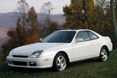 Honda Prelude Four Wheel Drive