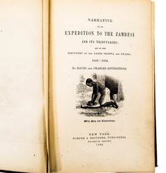 Narrative of an Expedition to the Zambesi and by ElizaBellaVintage