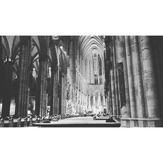 the amazing dom of cologne, church architecture