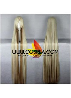 Wig Detail Clamp Chobit Chii Wig Includes: Wig, Hair Net Length - 150CM…