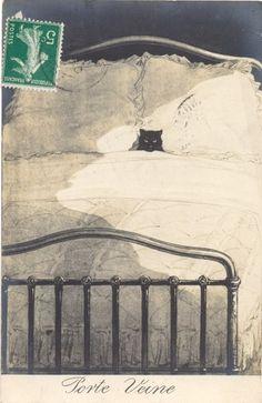 Почтовая открытка 1913 года