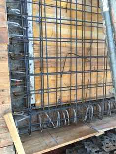Ferro Outdoor Structures, Iron