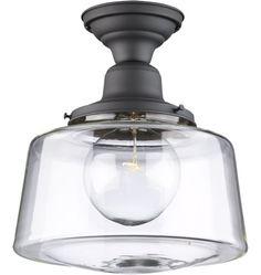 "Jefferson 6"" Rejuvenation lighting $175 Canopy width 5.27"" Overall fixture width 11.62"" Overall fixture length 12.97"""