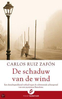 bol.com   De schaduw van de wind, Carlos Ruiz Zafon   9789056724009   Boeken