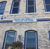 Duren Law Office in Waunakee Wisconsin.  Main office of Attorney Chris Duren.