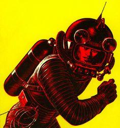 """Résultat de recherche d'images pour """"vintage sci fi"""""""