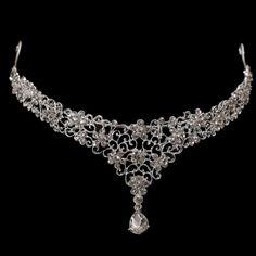 Moda Prata Cristal Rhinestone Cabeça Cadeia Headpiece Nupcial Do Casamento Hairbands Jóias Cabelo Tiaras para o Casamento Acessórios Para o Cabelo
