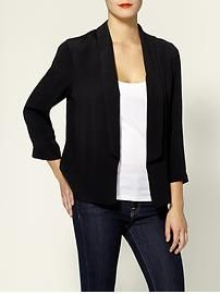 Love this blazer bought it for work but already wore it on a night