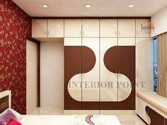 Wardrobe Interior Design, Wardrobe Door Designs, Wardrobe Design Bedroom, Bedroom Cupboard Designs, Bedroom Cupboards, Bedroom Furniture Design, Home Interior Design, Bedroom Decor, Wardrobe Laminate Design