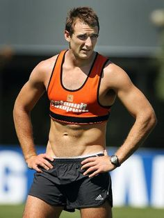 Jobe Watson Captain of Essendon Footy Club