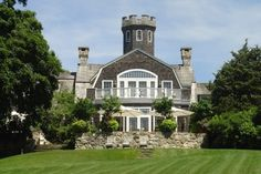 "Christie Brinkley is single again, and she's moving on. She's a savvy real estate investor, with valuable properties worth around $80 million, most of them in the Hamptons.  According to Newsday, ""The crown jewel in Brinkley's real estate holdings is TOWER HILL, the 11-bedroom mansion on Brick Kiln Road."" Built in 1898, it's on the market for $30 million. The home has 11 bedrooms, 9 bathrooms, and an ocean view. The property is gorgeous, and there are 20 acres of it."