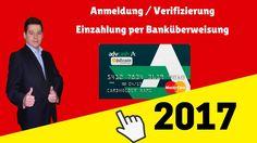 AdvCash Anleitung 2017 - Anmeldung/ Verifizierung und Banküberweisung pe...