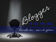 Blogger In the Hot Seat: An interview with Jamie of hands on : as we grow