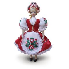 Hungarian doll...costume to try