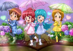梅雨だってハピネス! by フィグ - The Princess of the Crystal Clear Seas