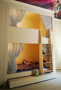 ideia de quarto pequeno para meninos - Pesquisa Google
