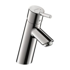 View the Hansgrohe 32146 Talis S Single Hole Bathroom Faucet with Eco Smart, Quick Clean, and ComfortZone Technologies - Less Drain Assembly at FaucetDirect.com.