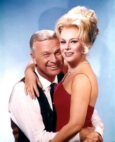 """Green Acres"" always made me laugh.  And what an attractive couple! (Eddie Albert and Eva Gabor...)"