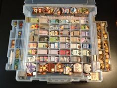 The ULTIMATE Small World Storage Solution! | Small World | BoardGameGeek
