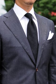 Bluegray suits,White shirts,Grey wooltie