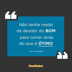 Permita que coisas melhores entrem em sua vida ;) #Frases #Quotes