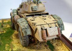 TRACK-LINK / Gallery / Staghound Mk.I Armoured Car