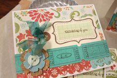 Mish Mash: Card set and brown paper sacks. Paper Sack, Tiny Tags, Mish Mash, Brown Paper, Scrapbook, Sacks, Handmade Gifts, Crafts, Etsy