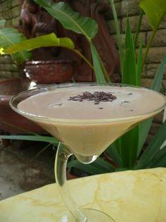 Snowtini recipe: Mix equal parts Bailey's, Vanilla Vodka and Godiva White Chocolate Liquor.