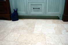 Crema Luna Marble Floor  Tile provided by Architectural Ceramics
