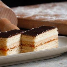 Rumos mézes krémes házi recept alapján | Nosalty My Recipes, Tiramisu, Cheesecake, Cooking, Ethnic Recipes, Food, Advent, Candy, Kitchen