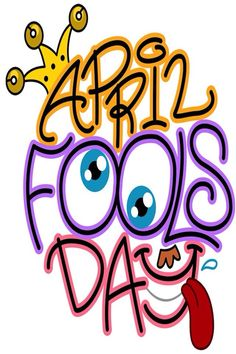 april fools day image there are some cute and gorgeous april rh pinterest com april fools clipart free april fools clipart black and white