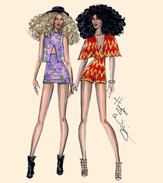 (••)                                                           Bey & Solo by Hayden Williams