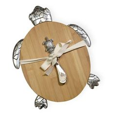 You'll love the 2 Piece Bamboo Sea Turtle Cutting Board & Spreader Set at Wayfair - Great Deals on all Kitchen & Tabletop products with Free Shipping on most stuff, even the big stuff.