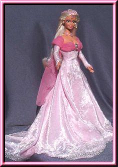 tourmaline goddess barbie repaint