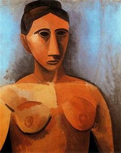 Female bust - Pablo Picasso